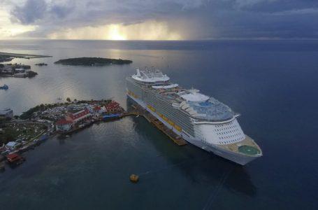 Roatán confía volver en octubre completamente a la actividad de cruceros