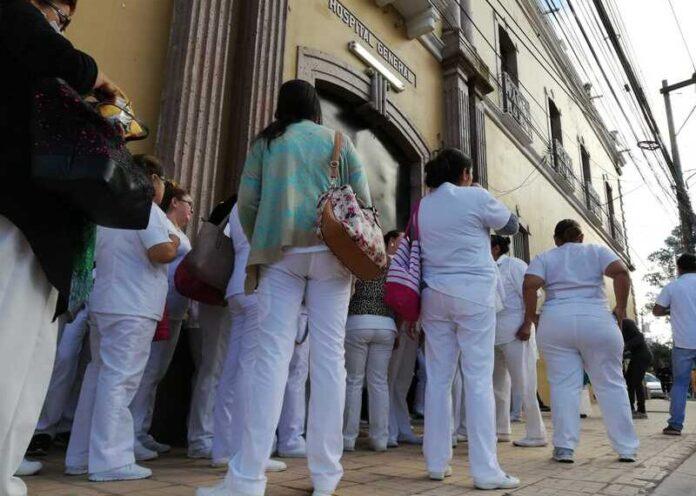 Seis empleados del Hospital San Felipe dan positivo al Covid-19