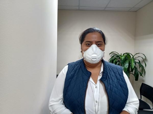 Jefa de Vigilancia de la Secretaría de Salud, Karla Pavón, da positivo al Covid-19
