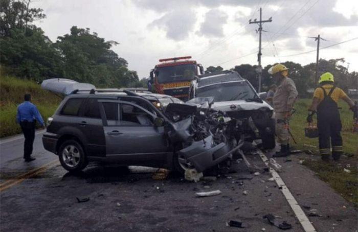Accidentes de tránsito son la segunda causa de muerte a nivel nacional