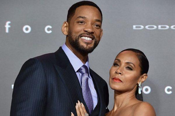 Will Smith admite que su matrimonio con Jada Pinkett Smith no es monógamo