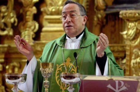 """""""No debe haber divisiones y odio entre nosotros"""": cardenal Rodríguez en homilía"""