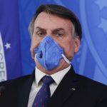 Presidente brasileño Jair Bolsonaro da positivo en el test de coronavirus
