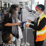 Turismo tendrá personal en aeropuertos para apoyar a los viajeros