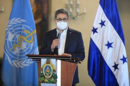 En un año Honduras invertirá lo que se asigna para cuatro, según presidente Hernández