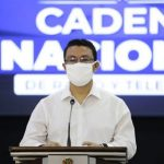 "Como un ""novela de ficción"" califica Ebal Diaz acusaciones contra presidente Hernández"