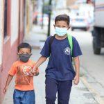 Cerca de 4 mil infantes contagiados y otros 21 han muerto por COVID en Honduras