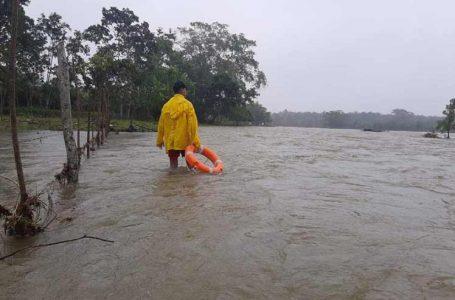 Extienden Alerta Verde durante 48 horas para cinco departamentos por lluvias