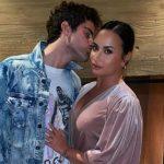 Demi Lovato y Max Ehrich habrían terminado, a dos meses de anunciar su compromiso