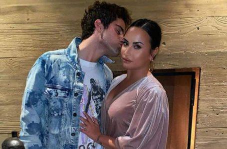 Demi Lovato rompe el silencio tras cancelar su compromiso con Max Ehrich