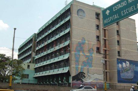 """Hospital Escuela está sin cupos y en """"rojo"""" por pacientes COVID, advierten médicos"""