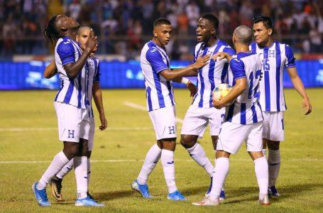 Selección de Honduras debutará en Copa Oro el 13 de julio ante Granada