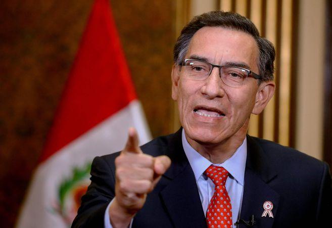 Congreso peruano pospone para noviembre la decisión sobre la destitución de presidente Vizcarra