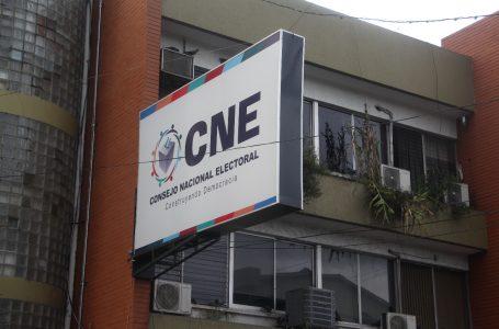 Un gran desafío para el CNE sacar adelante el próximo proceso electoral