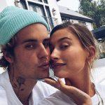 Justin y Hailey Bieber festejan su segundo aniversario con sencilla celebración