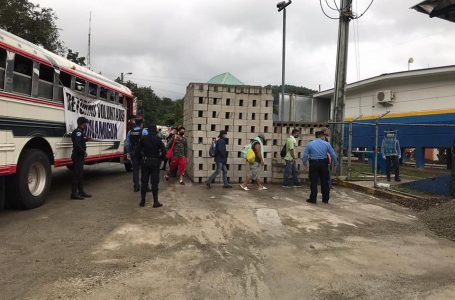 Honduras niega que no se estén recibiendo migrantes, como afirmó el vicecanciller de Guatemala