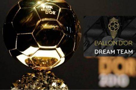 France Football presenta el «Balón de Oro Dream Team» y ya hay primeros nominados
