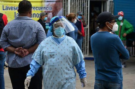 Sube a 163,305 cifra de contagios por la Covid-19 en Honduras