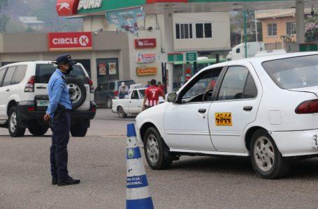 Sanciones a propietarios de 140 buses y taxis por incumplir las medidas de bioseguridad