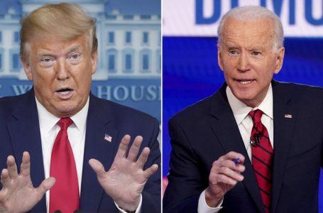 Biden estira su ventaja sobre Trump en las encuestas tras el debate y contagio del Presidente