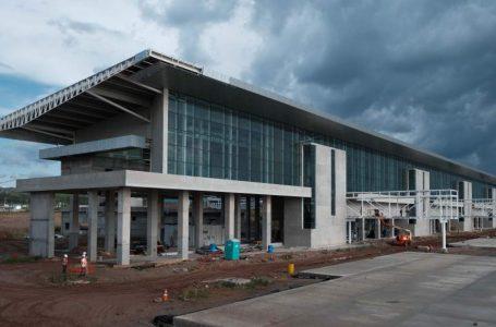 Construcción del aeropuerto de Palmerola avanza en 68 por ciento