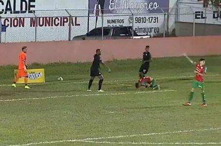 Honduras Progreso y Marathón cierran la jornada empatando 1-1