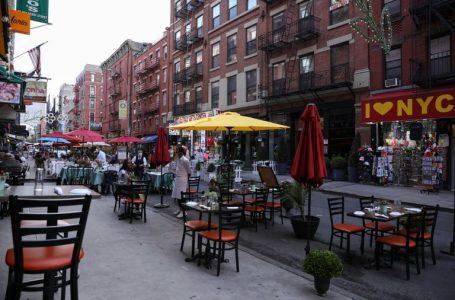 Nueva York quiere volver a confinar parte de la ciudad para frenar el rebrote de coronavirus