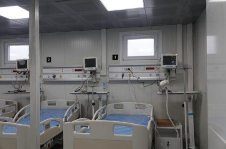 MP a la espera de información internacional en investigación sobre hospitales móviles
