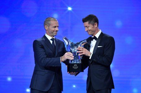 Robert Lewandowski, mejor jugador de Europa 2019-2020