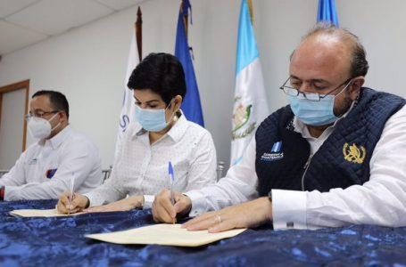 Honduras y Guatemala oficializan operaciones en las aduanas periféricas