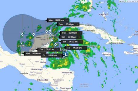 Se eleva Alerta Roja para 6 departamentos por Tormenta Tropical Gamma