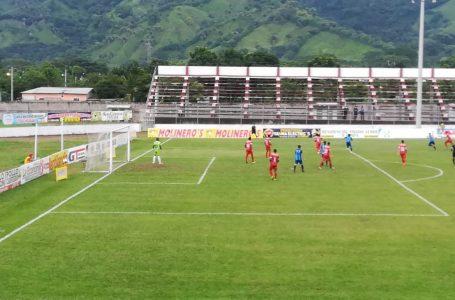 Real Sociedad y Real de Minas empatan sin goles en Tocoa