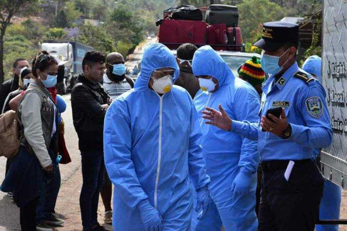 Honduras suma 2,639 muertes por Covid-19 y supera los 94 mil contagios