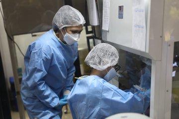Pruebas de PCR se detienen por contaminación del laboratorio de virología