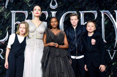 Angelina Jolie denuncia que sus hijos han sido discriminados por médicos