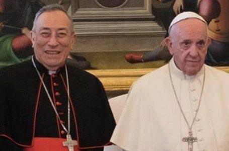 El Papa se comunica personalmente con cardenal Rodríguez para conocer su estado de salud