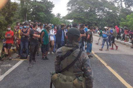 México y Guatemala refuerzan operativos para detener migrantes hondureños