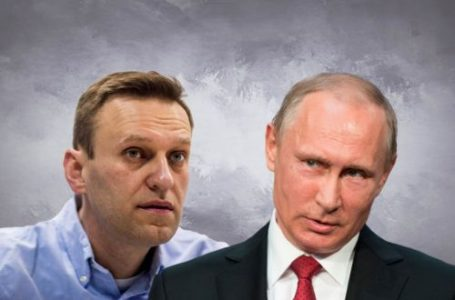 Alexey Navalny acusa a Putin por su supuesto envenenamiento