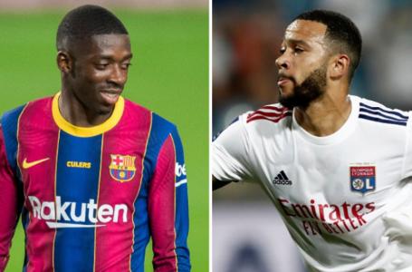 Definitivo: Depay no irá al Barcelona y Dembélé se queda en el equipo