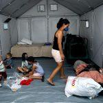 EE.UU. envía suministros de refugio para ayudar a los hondureños afectados por Iota y Eta