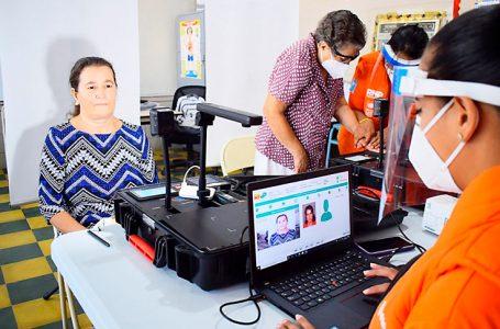 Por falta de presupuesto el RNP despide mil 300 empleados del proyecto Identifícate