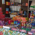 Habrá multas de entre 5 mil y 60 mil lempiras para vendedores de pólvora