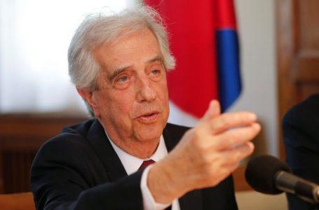 Falleció el expresidente uruguayo Tabaré Vázquez