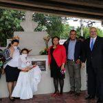 Se inaugura la plaza Costa Rica en Tegucigalpa