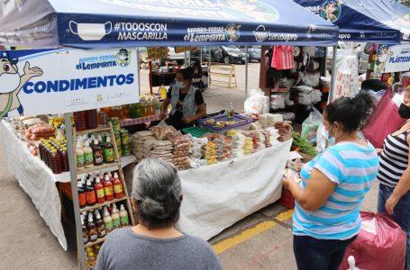 Ahorro Ferias «El Lempirita» con los mejores precios en productos y alimentos durante diciembre