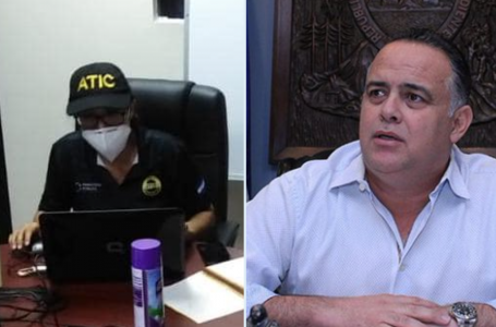 Ministerio Público toma declaración del edil sampedrano por hechos ocurridos en Río Blanco