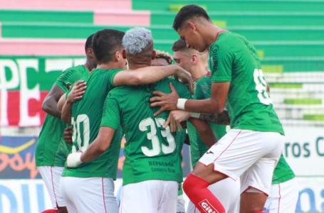 Marathón golea 4-0 al Honduras Progreso y sigue líder de grupo