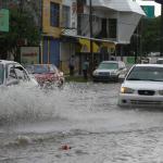 Por frente frío continuarán las lluvias en varios departamentos