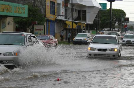 Lluvias continuarán en la mayor parte del territorio nacional