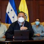 Alcalde de SPS defiende que actuaron en apego a la ley durante violento desalojo